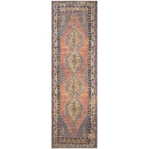 "Antiquity 2'7"" x 12' Rug by 9596 at Becker Furniture"