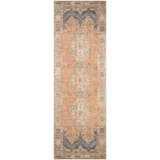 """Antiquity 2'7"""" x 12' Rug by 9596 at Becker Furniture"""