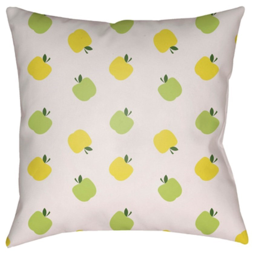 Apples Pillow by Surya at Story & Lee Furniture