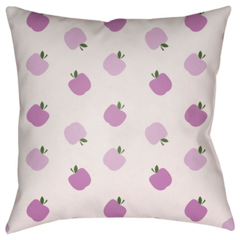 Apples Pillow by Ruby-Gordon Accents at Ruby Gordon Home
