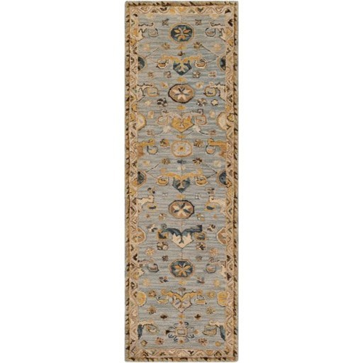 "Artemis 2'6"" x 8' Rug by 9596 at Becker Furniture"