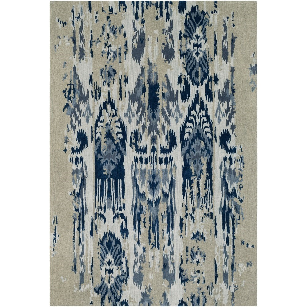 "Artist Studio 2' 6"" x 8' Runner Rug by Surya at Reid's Furniture"