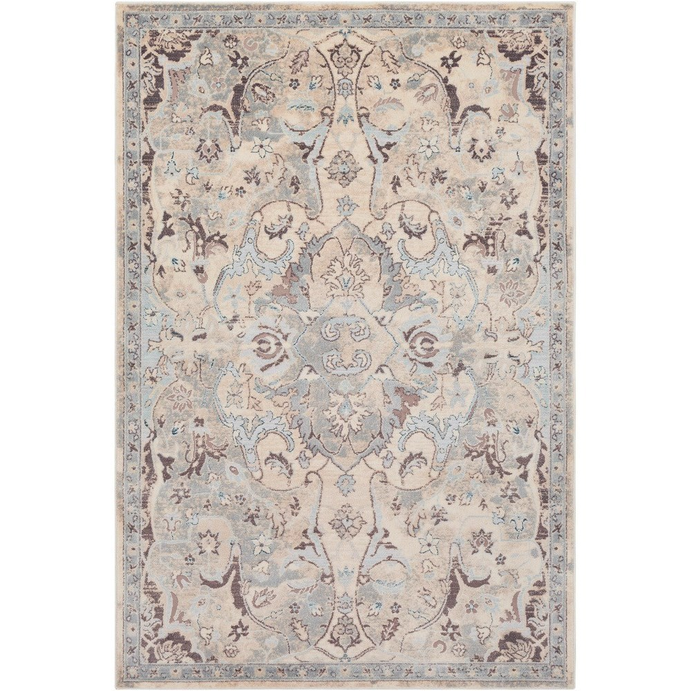 "Asia Minor 5'3"" x 7'3"" Rug by 9596 at Becker Furniture"