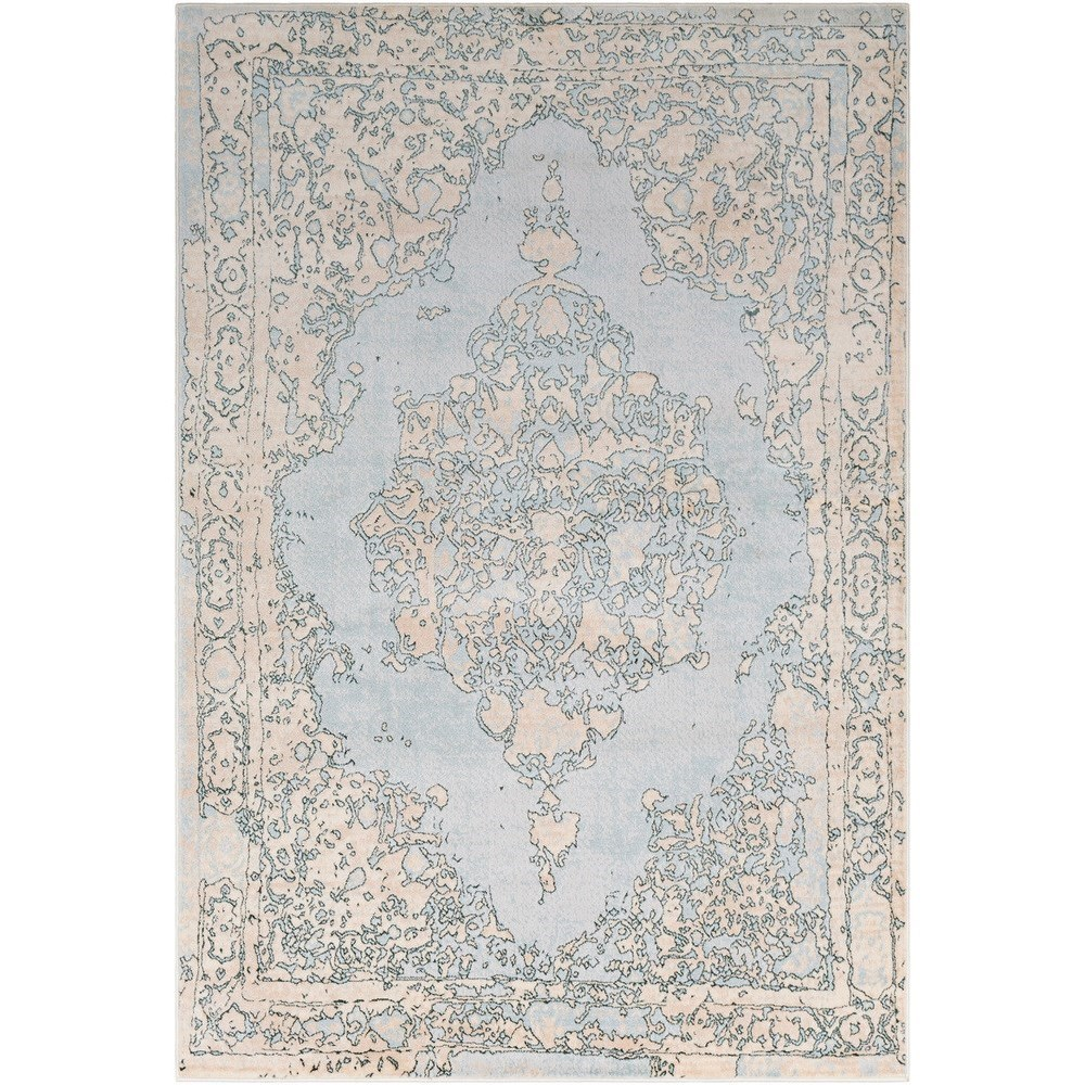 """Asia Minor 5'3"""" x 7'3"""" Rug by 9596 at Becker Furniture"""