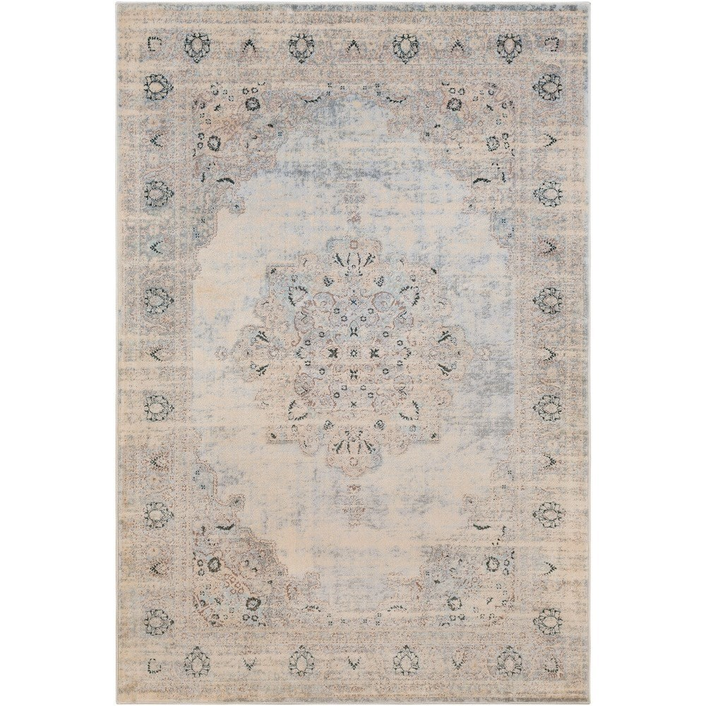 """Asia Minor 3'11"""" x 5'7"""" Rug by 9596 at Becker Furniture"""
