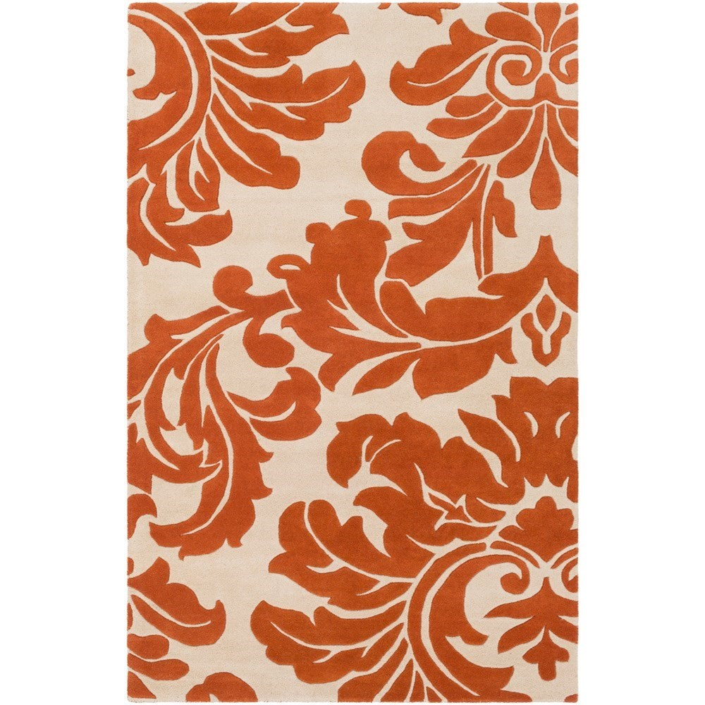 Athena 4' x 4' Square Rug by Ruby-Gordon Accents at Ruby Gordon Home