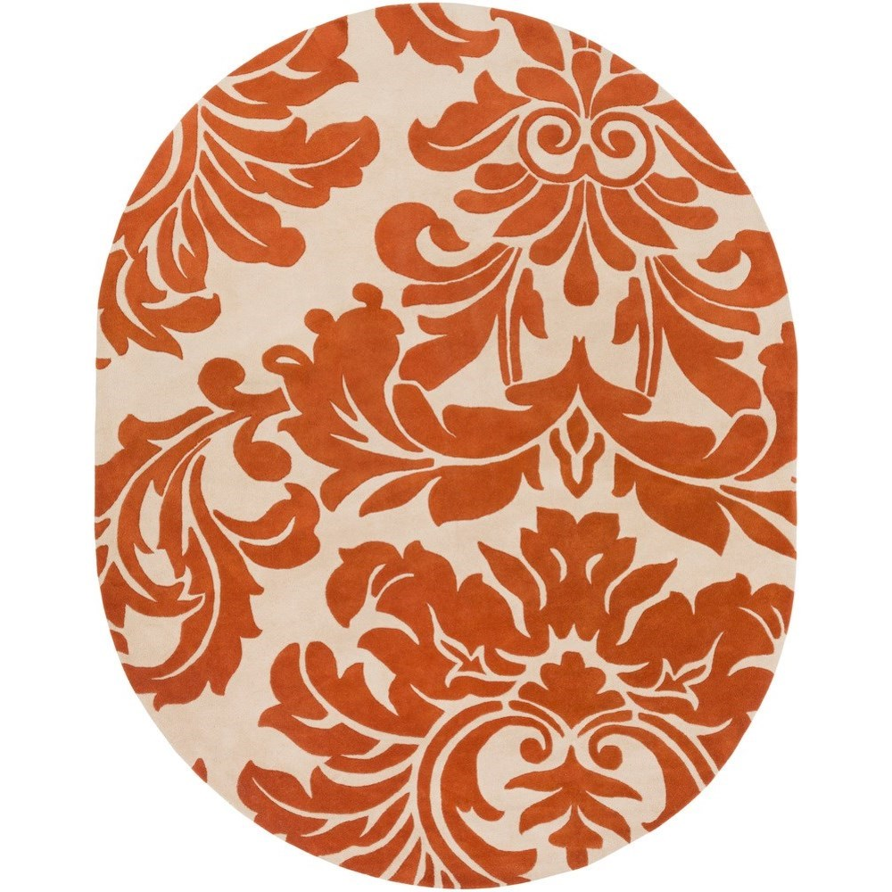 Athena 8' x 10' Oval Rug by Ruby-Gordon Accents at Ruby Gordon Home