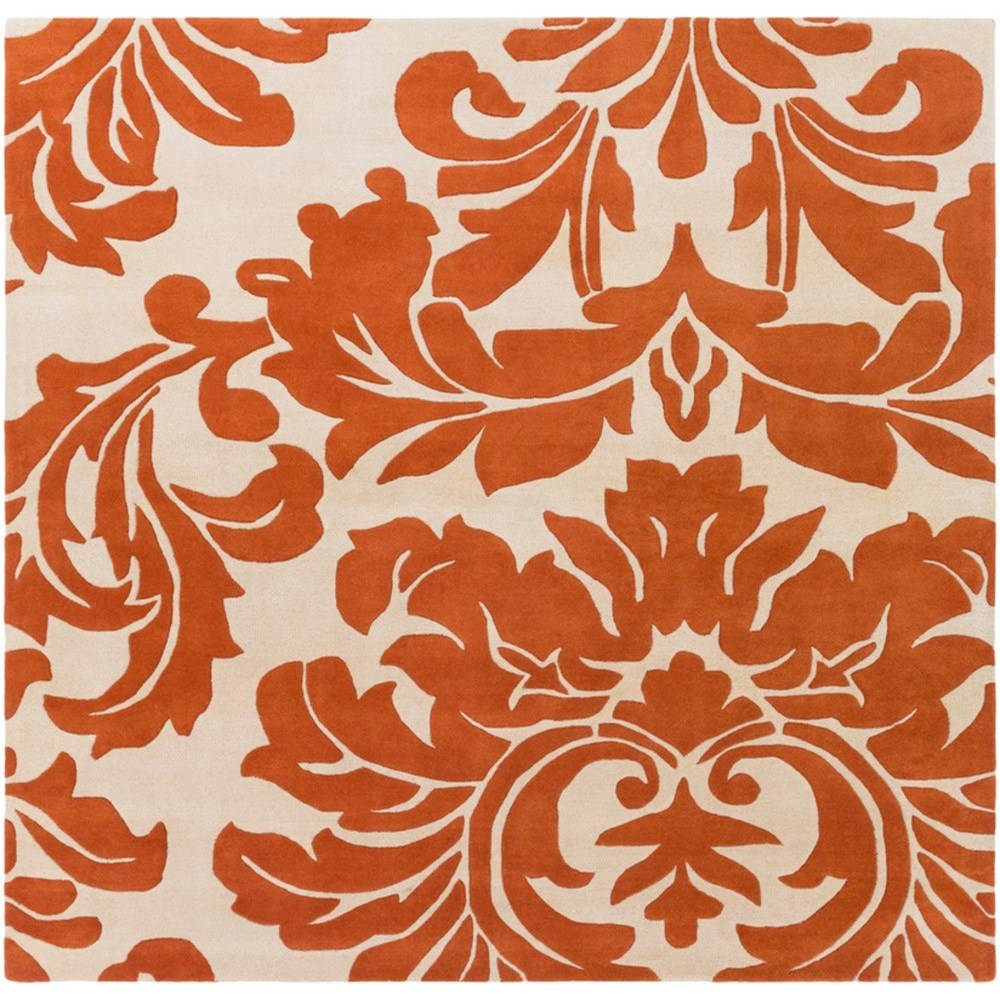 Athena 8' x 8' Square Rug by Ruby-Gordon Accents at Ruby Gordon Home