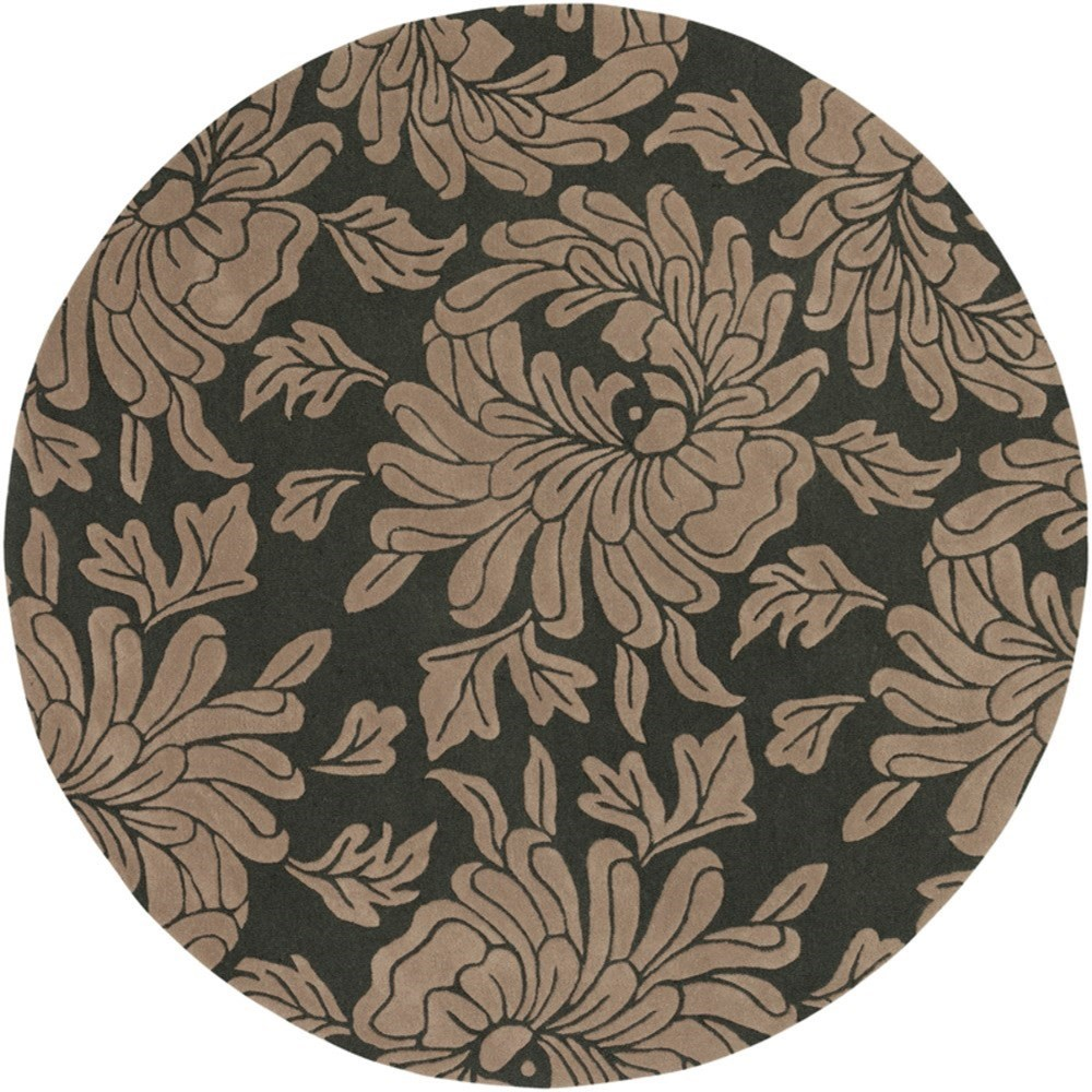 Athena 8' Round Rug by Surya at SuperStore