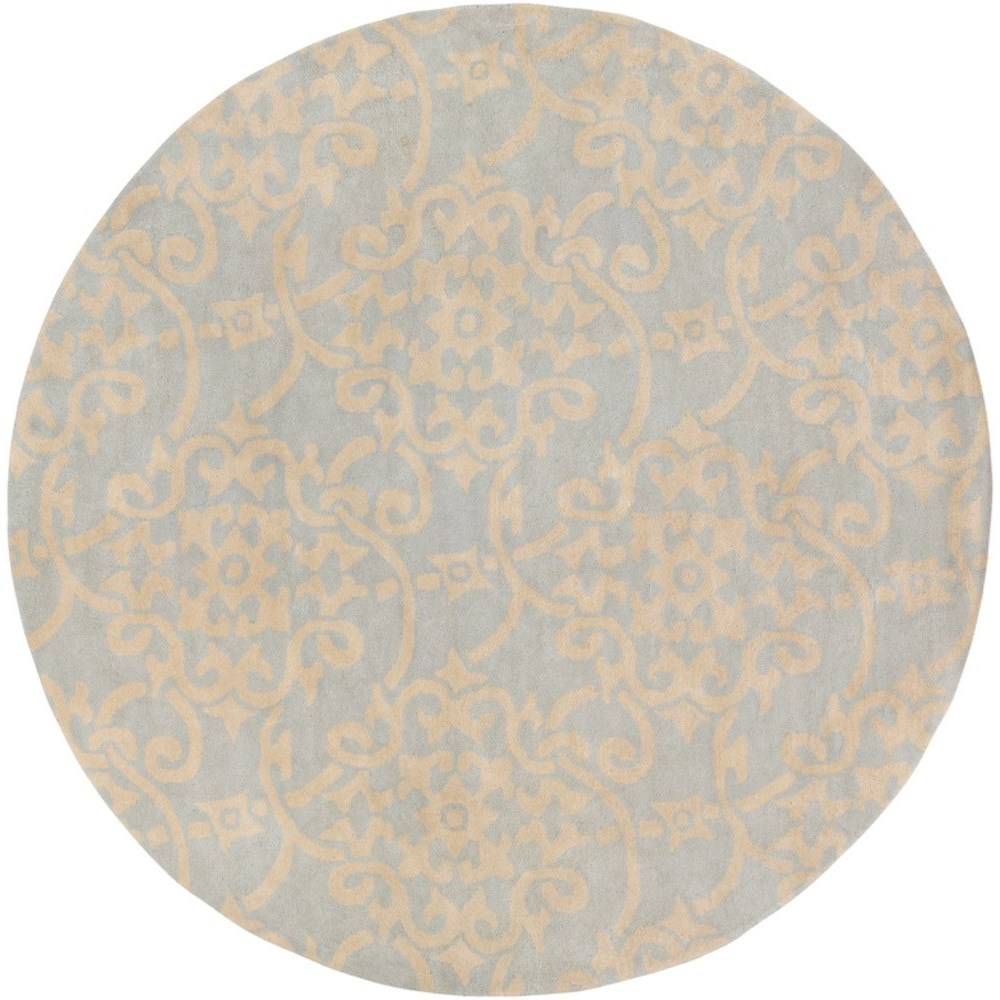 Athena 8' Round Rug by Ruby-Gordon Accents at Ruby Gordon Home