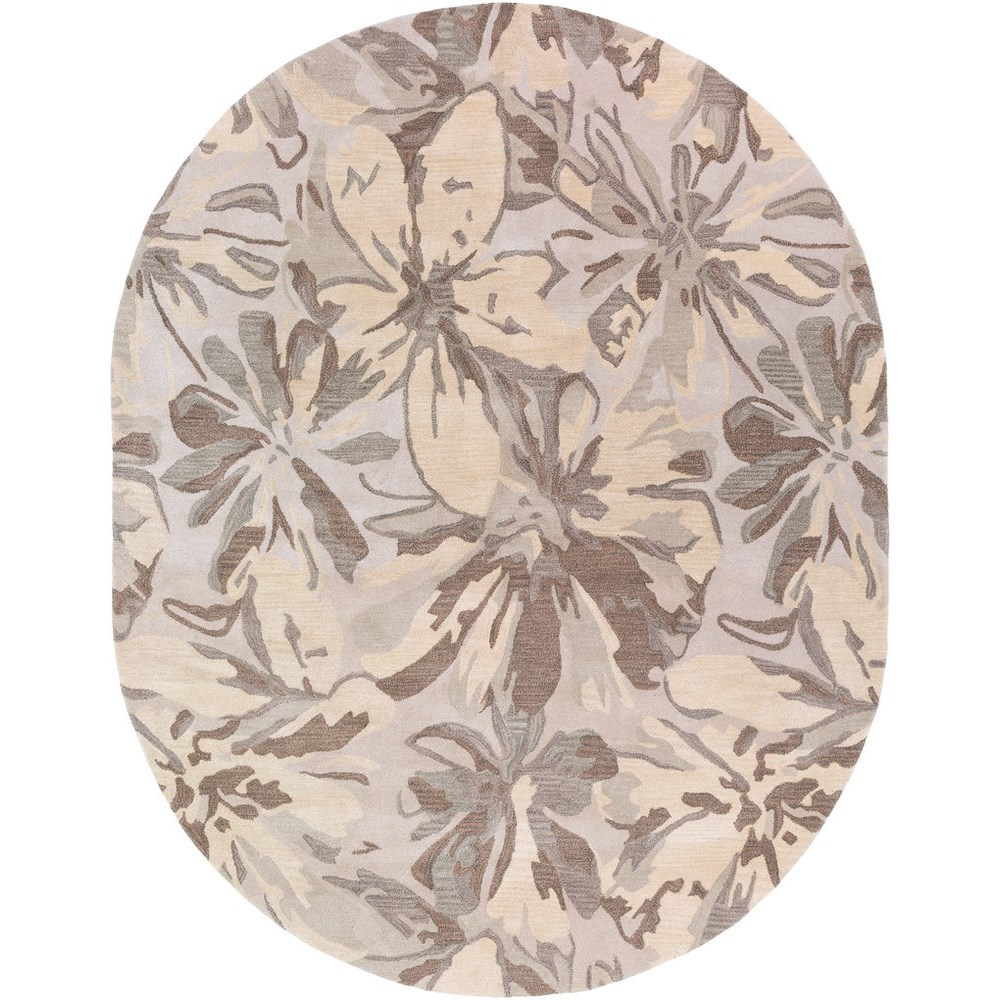 Athena 8' x 10' Oval Rug by Surya at SuperStore