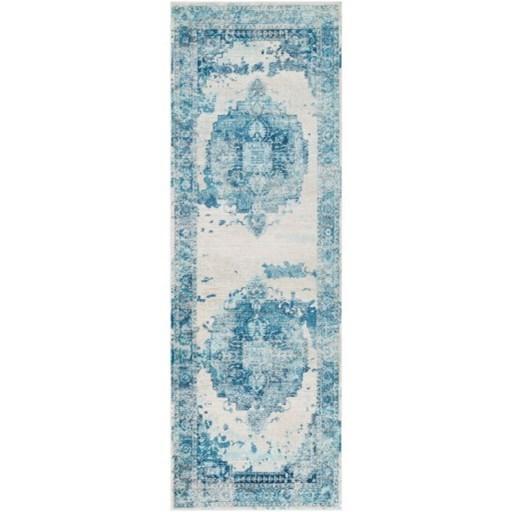 "Aura silk 6'7"" x 9' Rug by 9596 at Becker Furniture"