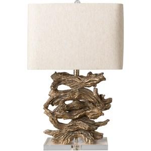 16 x 16 x 25.25 Table Lamp