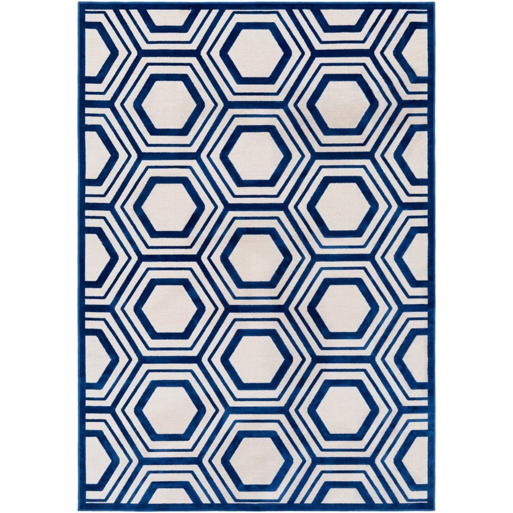 "Basilica 7'6"" x 10'6"" Rug by 9596 at Becker Furniture"