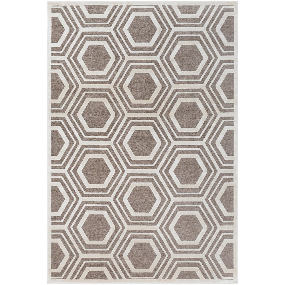 "Basilica 5'2"" x 7'6"" Rug by 9596 at Becker Furniture"