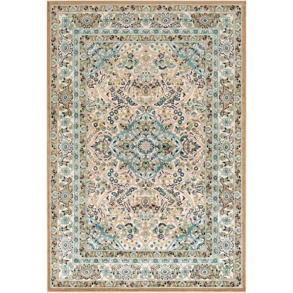"Basilica 5' 2"" x 7' 6"" Rug by 9596 at Becker Furniture"