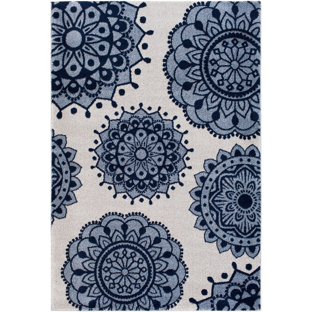 "Baylee 5' 3"" x 7' 6"" Rug by Surya at Lagniappe Home Store"