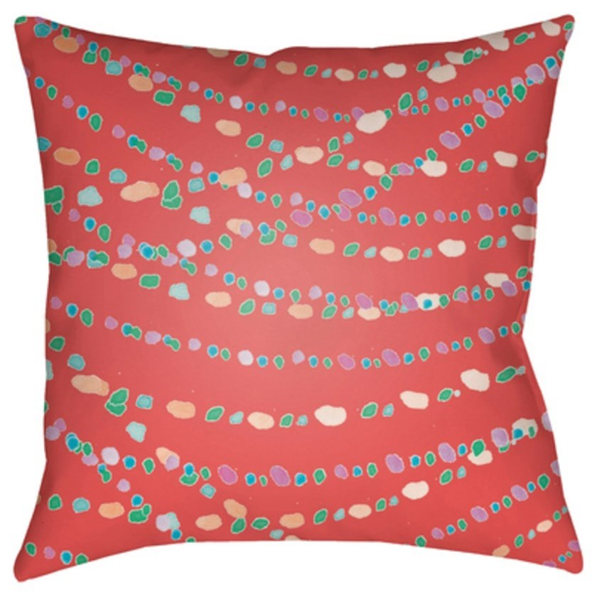 Beads Pillow by Surya at Jacksonville Furniture Mart
