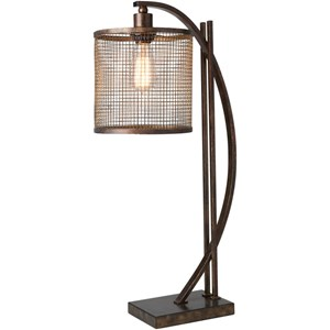 11.5 x 11.5 x 26 Table Lamp