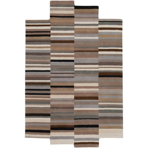 "Beck 5' x 7'6"" Rug by 9596 at Becker Furniture"