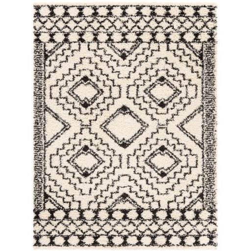 "Beni hagS BSH-2300 6'7"" x 9' Rug by 9596 at Becker Furniture"
