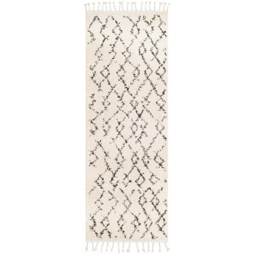 """Berber 5'3"""" x 7'3"""" Rug by Surya at SuperStore"""