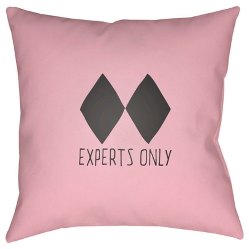 Black Diamond Pillow by Ruby-Gordon Accents at Ruby Gordon Home