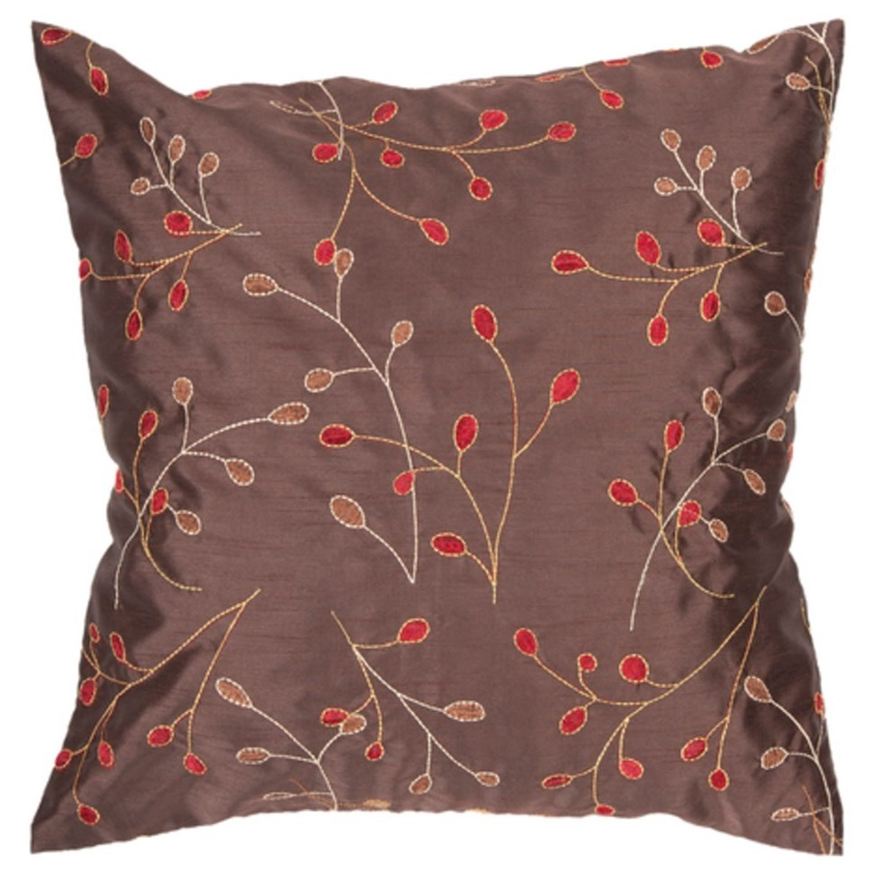 Blossom1 Pillow by Surya at Michael Alan Furniture & Design