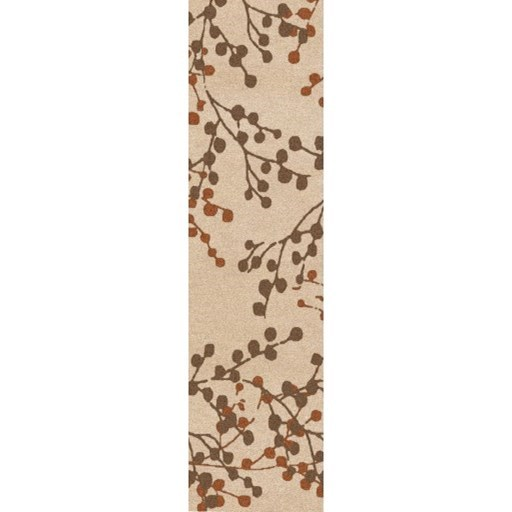"""Blossoms 2'6"""" x 8' Rug by Ruby-Gordon Accents at Ruby Gordon Home"""