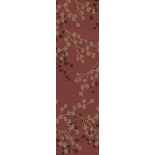 """Blossoms 3'6"""" x 5'6"""" Rug by Surya at Upper Room Home Furnishings"""