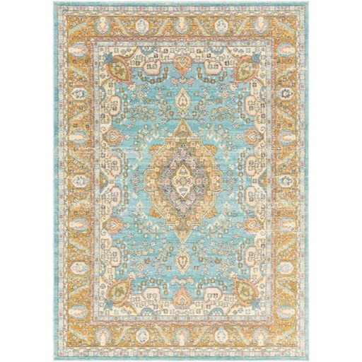 """Bodrum 7'10"""" x 10' Rug by 9596 at Becker Furniture"""