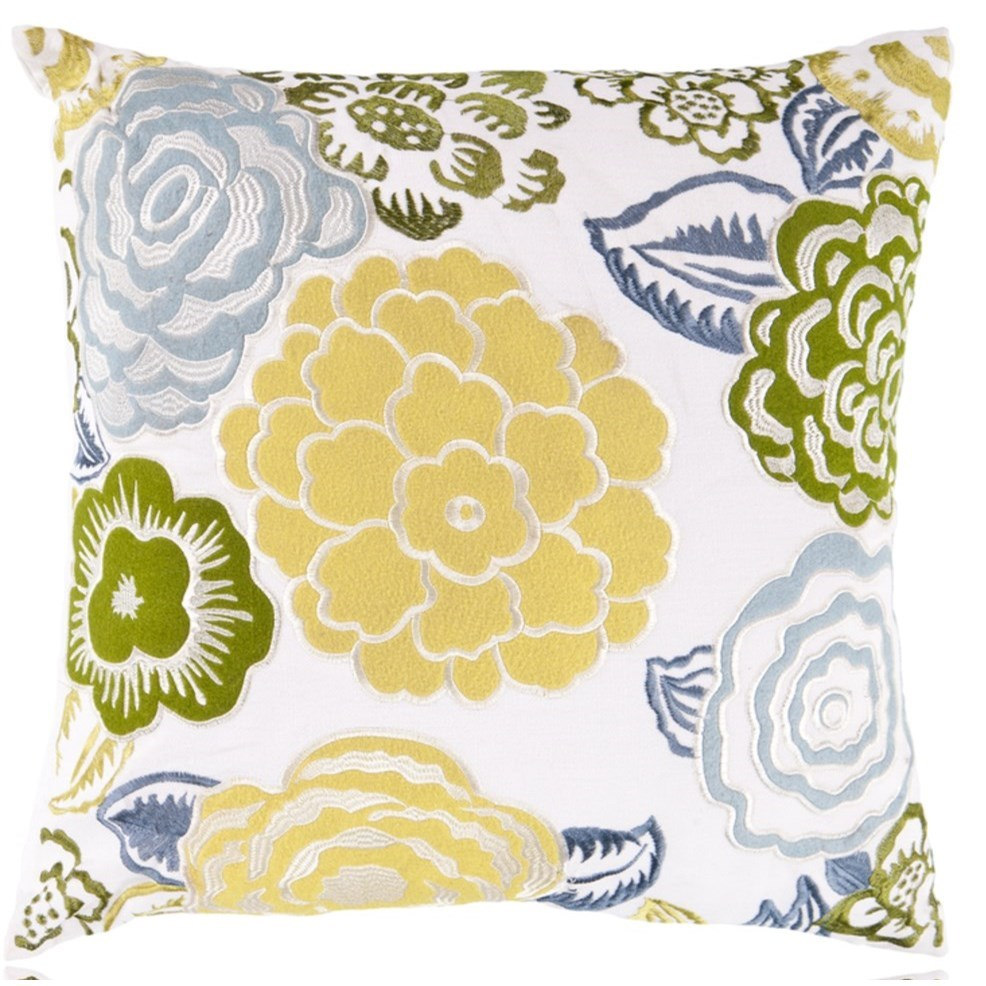Botanical Pillow by Ruby-Gordon Accents at Ruby Gordon Home