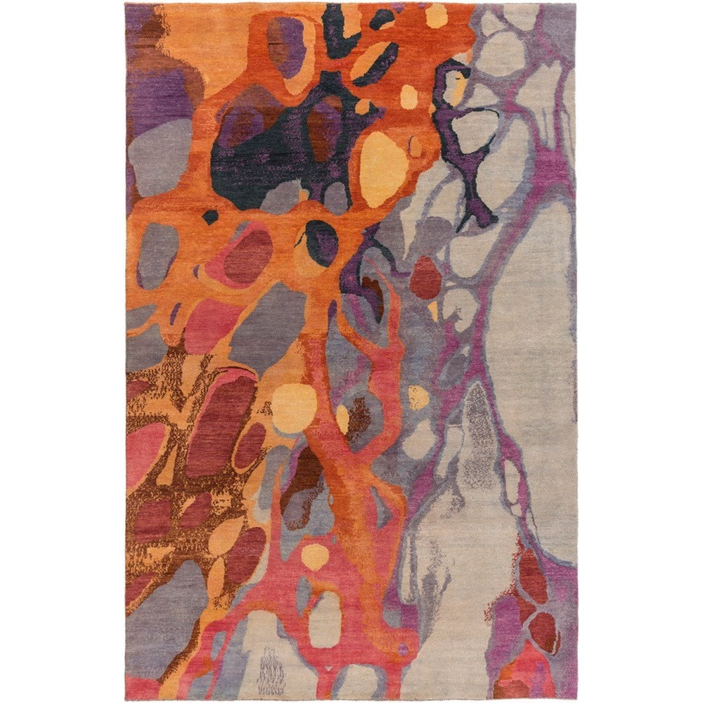 Brought to Light 6' x 9' Rug by 9596 at Becker Furniture