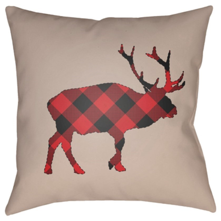 Buffalo Pillow by Ruby-Gordon Accents at Ruby Gordon Home