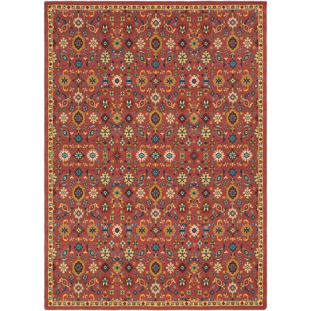 Bukhara 8' x 11' Rug by Ruby-Gordon Accents at Ruby Gordon Home