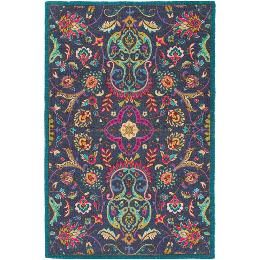 "Bukhara 5'3"" x 7'6"" Rug by Surya at SuperStore"