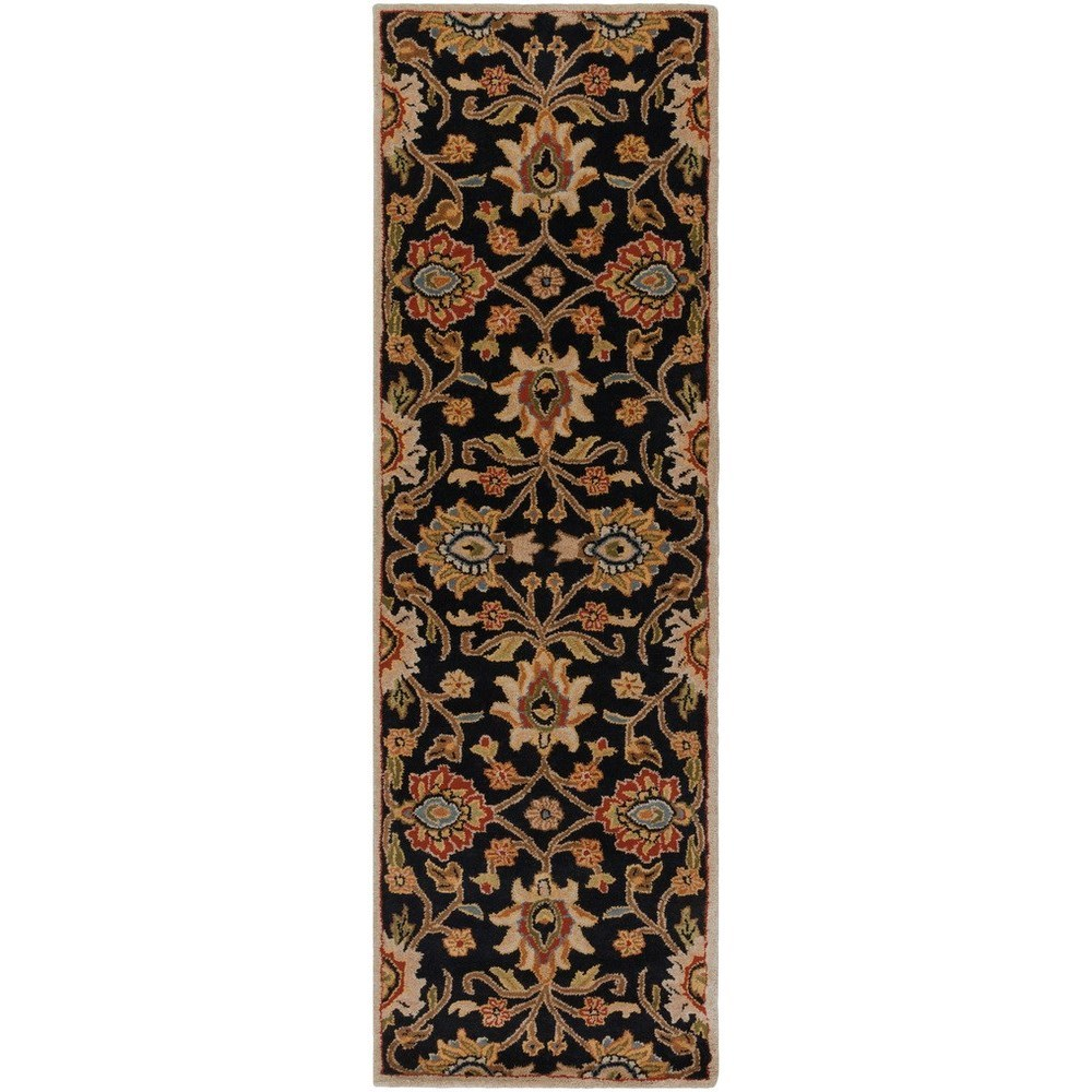 "Caesar 2'6"" x 8' Runner Rug by Surya at SuperStore"