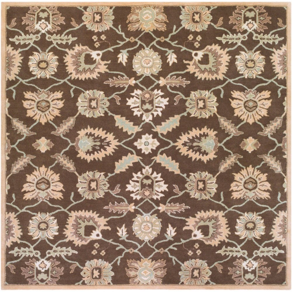 Caesar 8' Square Rug by Ruby-Gordon Accents at Ruby Gordon Home