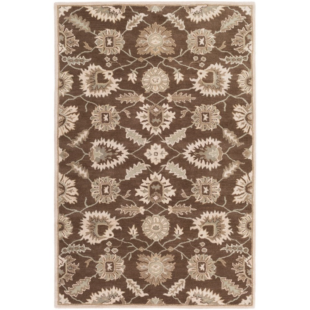 """Caesar 9'9"""" Square Rug by Ruby-Gordon Accents at Ruby Gordon Home"""