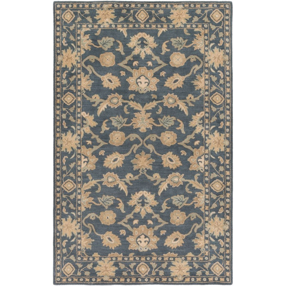 "Caesar 9'9"" Square Rug by 9596 at Becker Furniture"