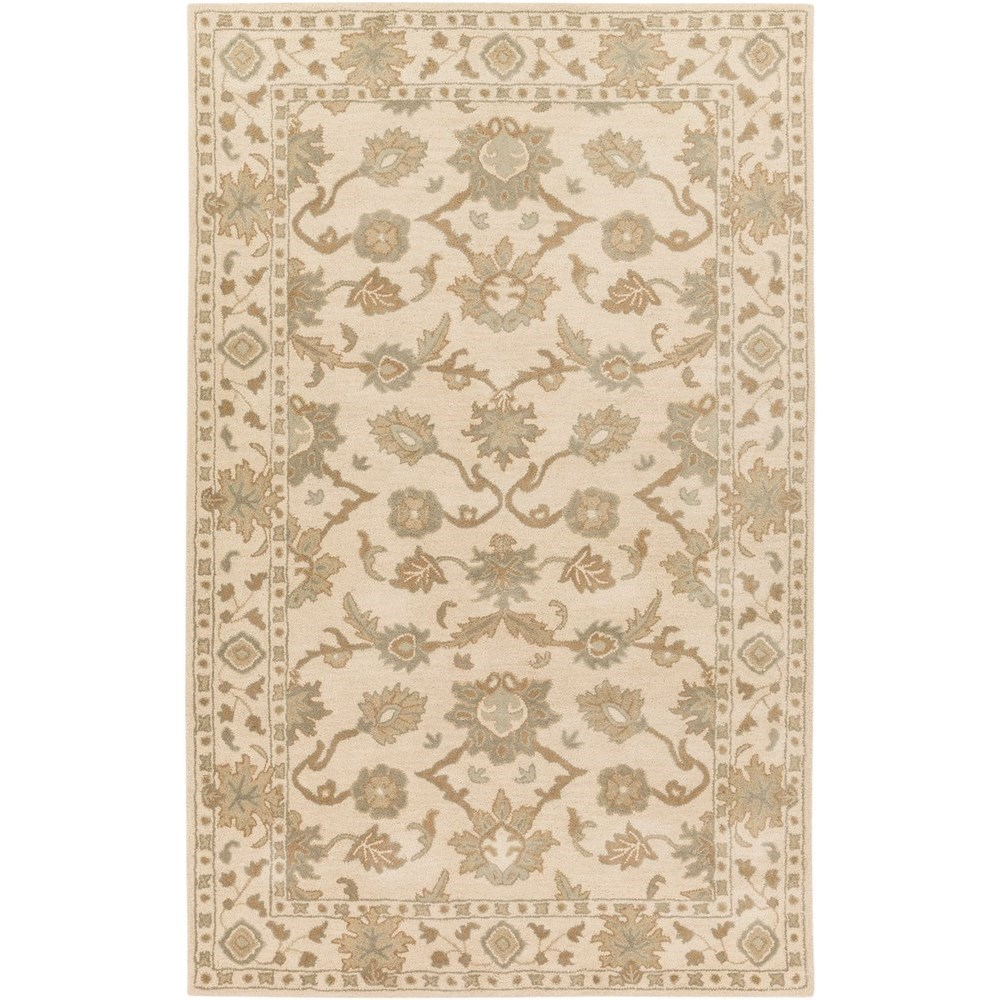 Caesar 4' Square Rug by Ruby-Gordon Accents at Ruby Gordon Home