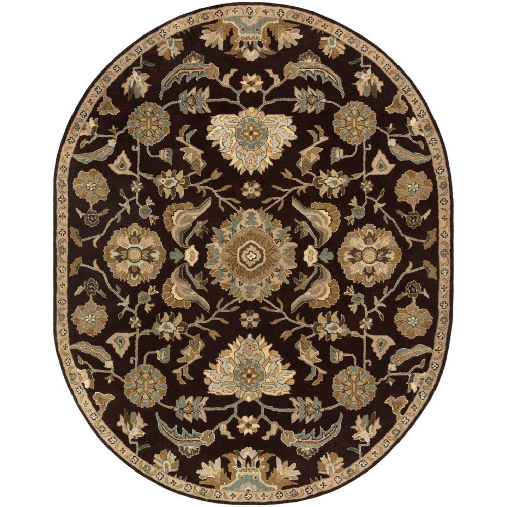 Caesar 8' x 10' Oval Rug by Surya at SuperStore