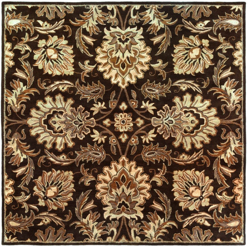 Caesar 8' Square Rug by Surya at Lynn's Furniture & Mattress