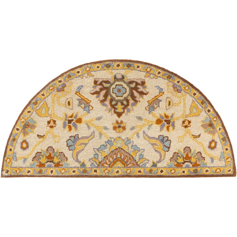Caesar 2' x 4' Hearth Rug by Ruby-Gordon Accents at Ruby Gordon Home