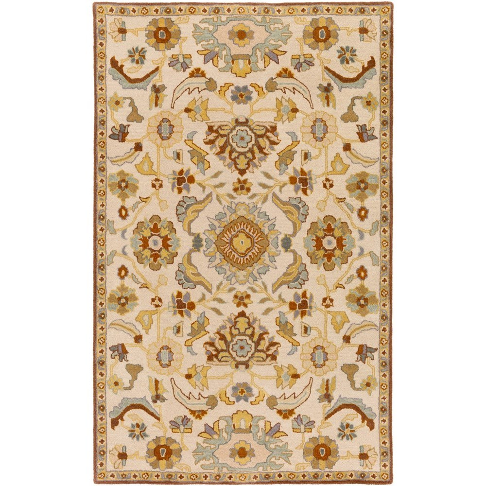 Caesar 4' Square Rug by Surya at SuperStore