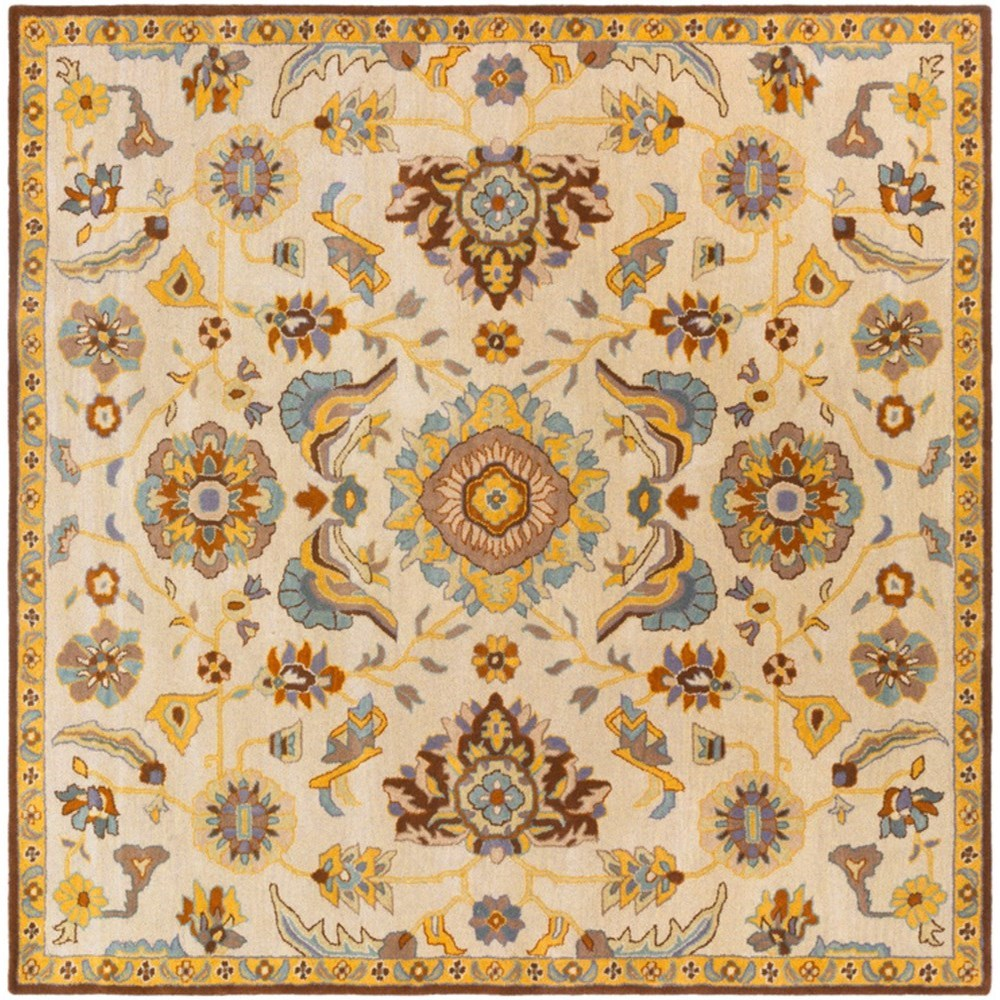 Caesar 8' Square Rug by Surya at SuperStore