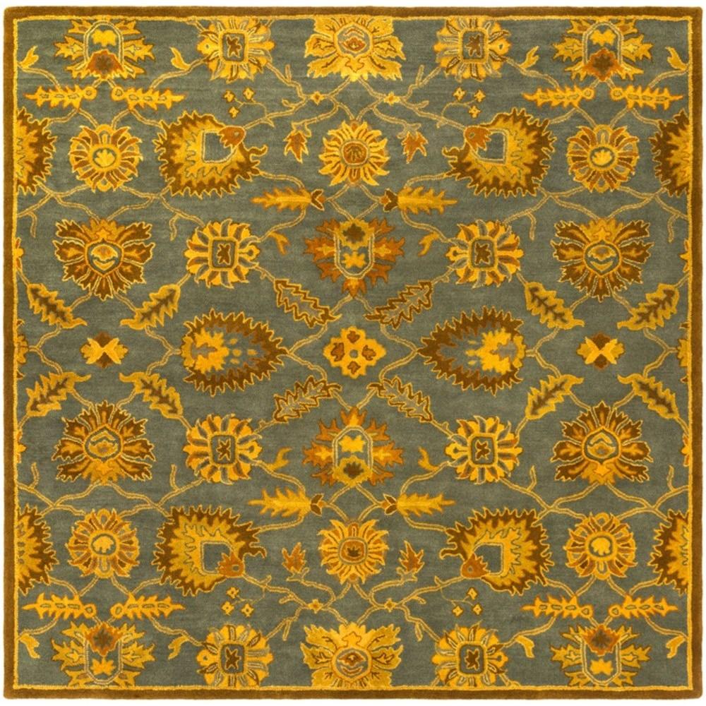 Caesar 8' Square Rug by Surya at Del Sol Furniture