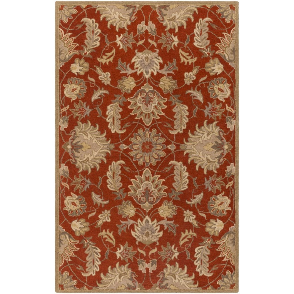 Caesar 6' Square Rug by Ruby-Gordon Accents at Ruby Gordon Home