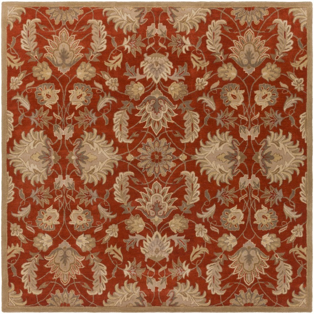 Caesar 8' Square Rug by Surya at Michael Alan Furniture & Design