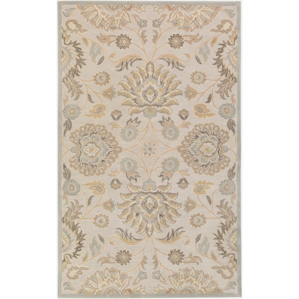 "Caesar 9'9"" Square Rug by Surya at Dunk & Bright Furniture"